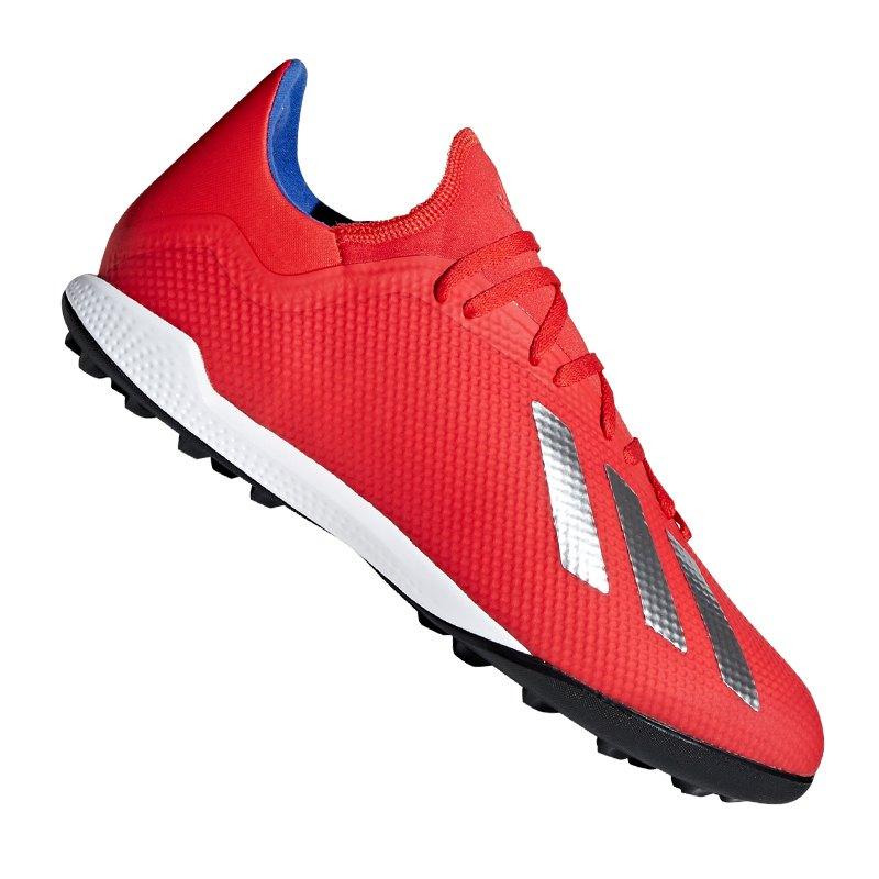 18 TF X 3 Rot Blau adidas Tc3KlJF1