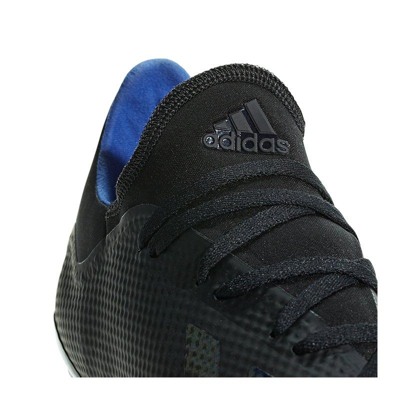 competitive price 15a81 8ee59 ... adidas X 18.3 FG Schwarz - schwarz ...