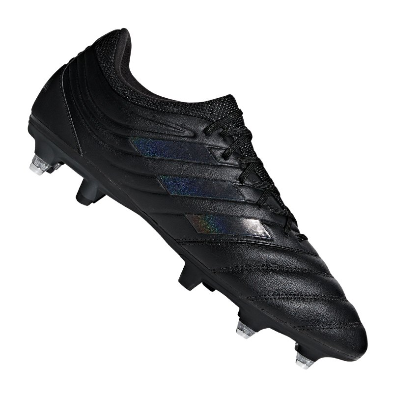 adidas COPA 19.3 SG Schwarz - schwarz
