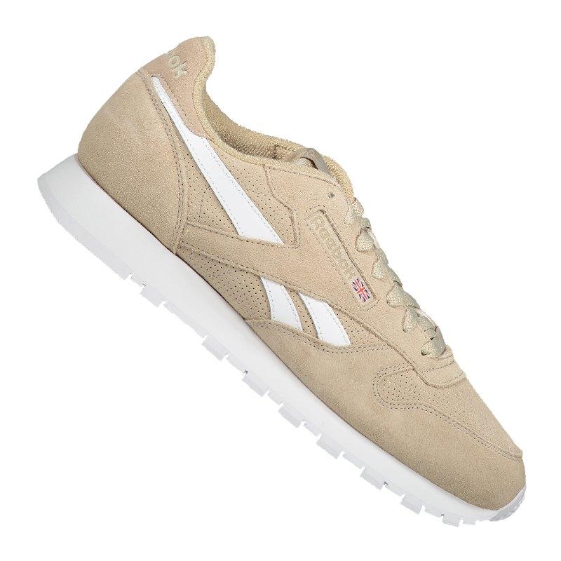 Reebok Classic Leather MU Sneaker Braun