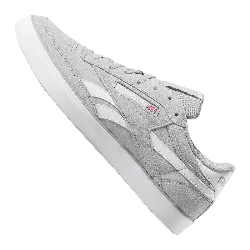 Reebok Revenge Plus MU Sneaker Grau Weiss