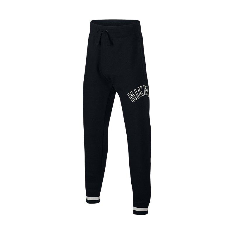 neue bilder von ziemlich billig Gratisversand Nike Air Pant Jogginghose Kids Schwarz F010