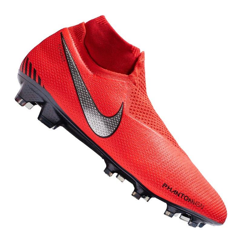 Nike Phantom Vision Elite FG Rot F600 | - rot