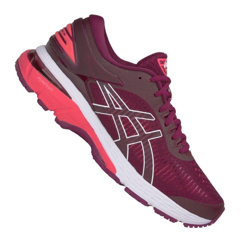 Asics Gel-Kayano 25 Running Damen Rot Pink F500