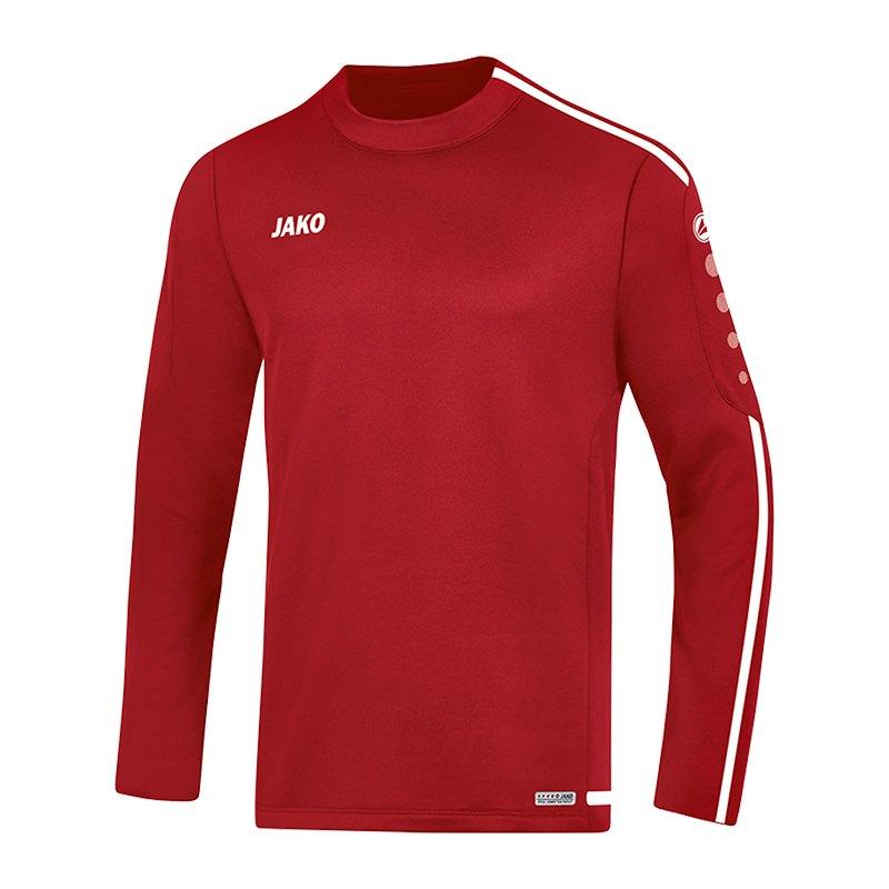 Jako Striker 2.0 Sweatshirt | rot weiss F11 - Rot