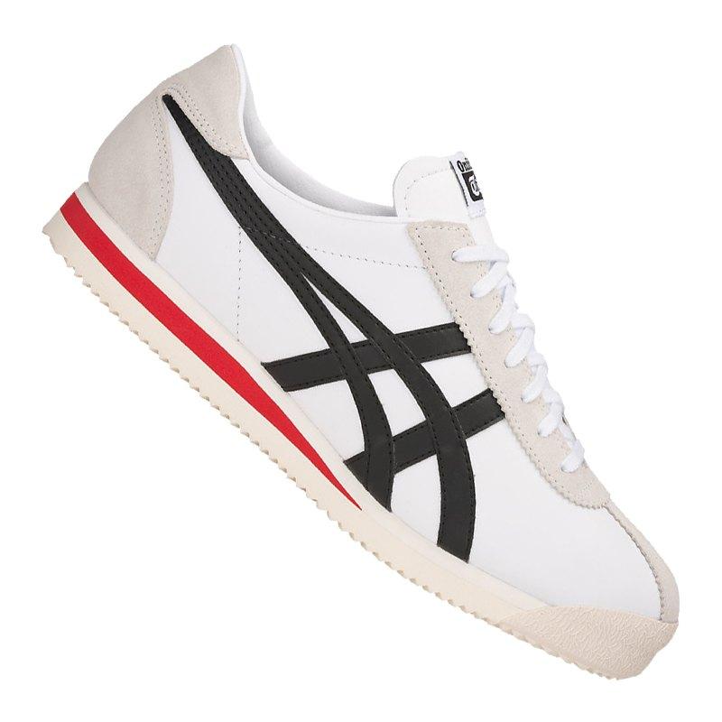 Asics Onitsuka Tiger Corsair Sneaker Weiss Schwarz F100