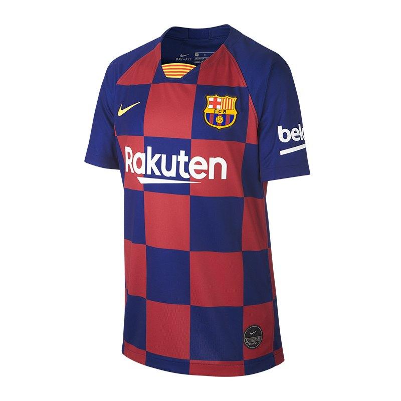 Nike FC Barcelona Trikot Home 20192020 Kids F457