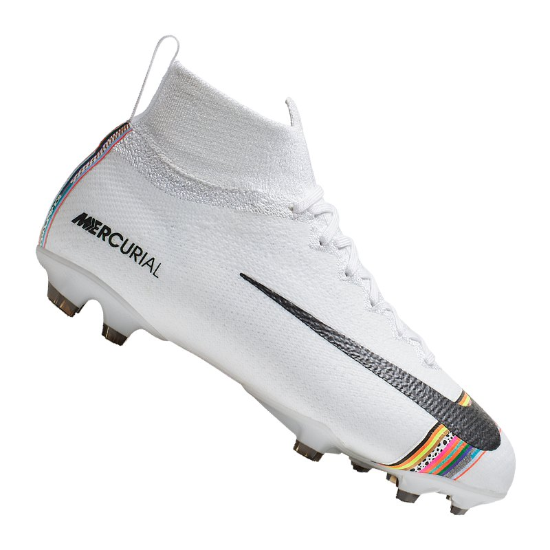 100% high quality lowest discount official site Nike Mercurial Superfly VI Elite CR7 FG Kids F109