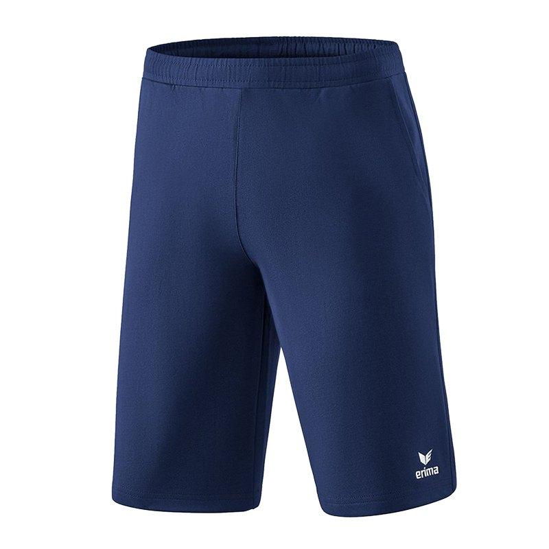 Erima Essential 5-C Short   blau weiss - Blau