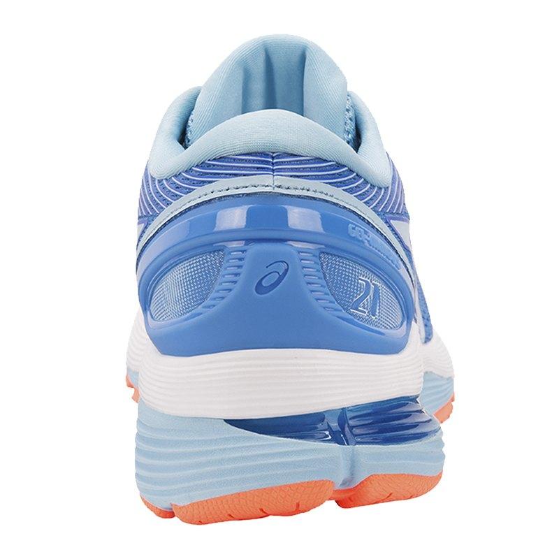 Asics Gel Nimbus 21 Running Damen Blau F400