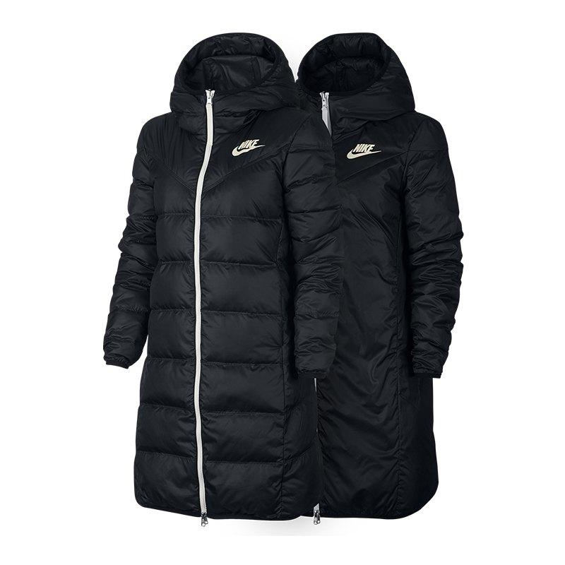neue Kollektion Vereinigte Staaten Rabatt-Verkauf Nike Windrunner Down Wendeparka Damen F011