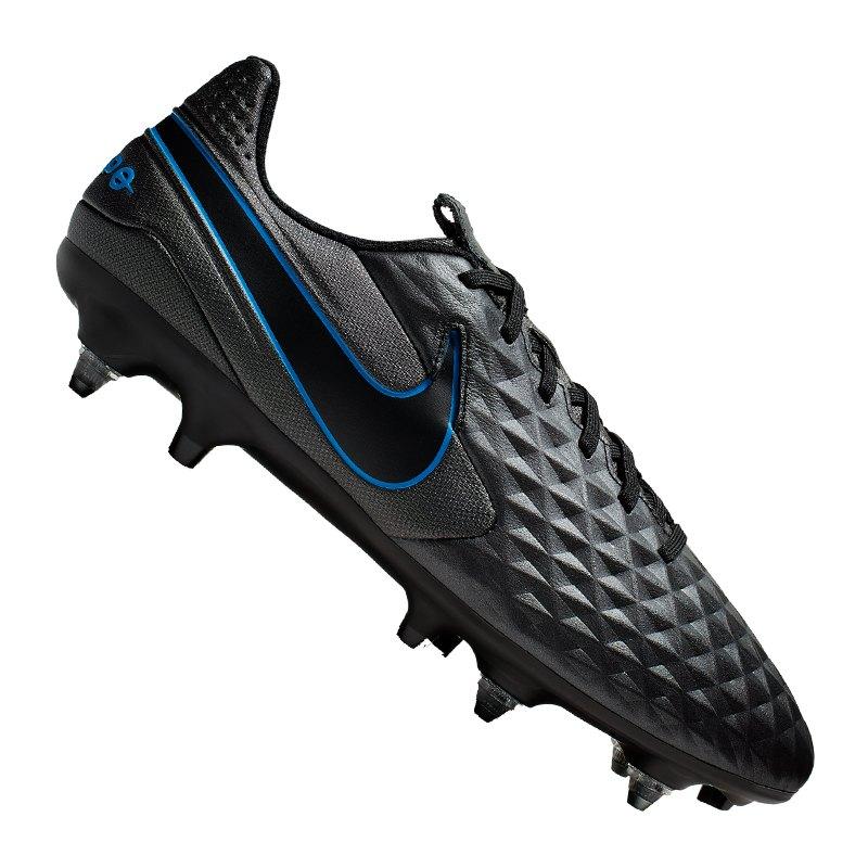 Nike Tiempo Legend VIII Academy SG-Pro AC F004 | - schwarz