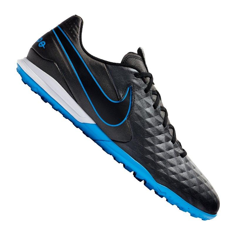 Nike Tiempo Legend VIII Academy TF Schwarz F004 | - schwarz