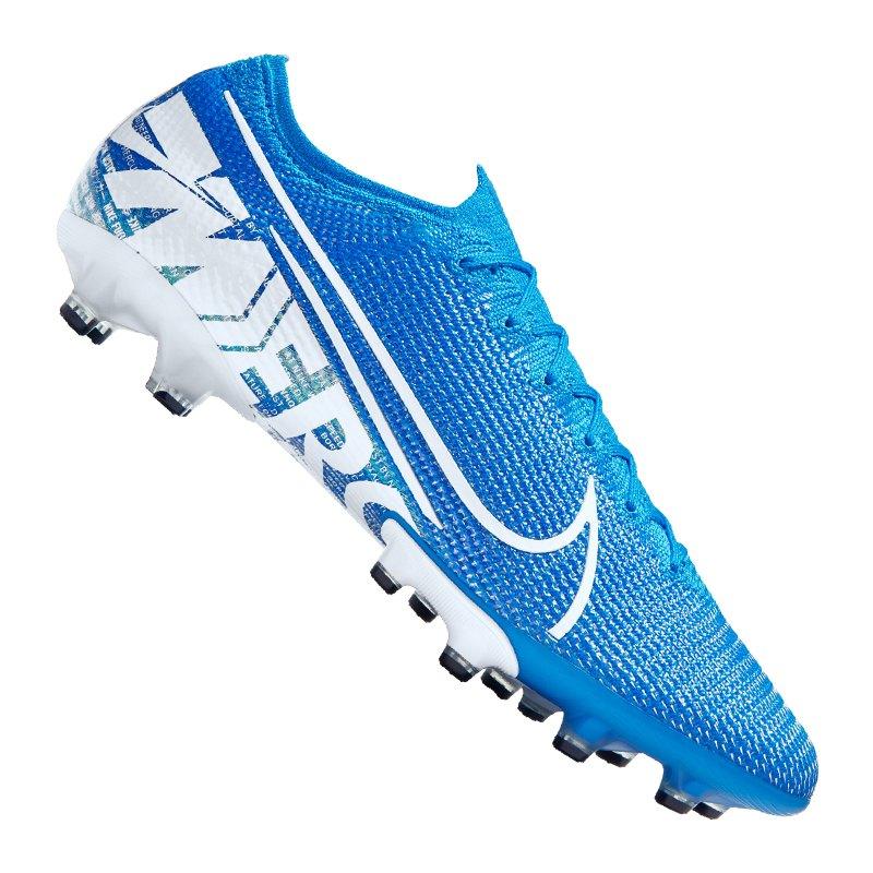 Nike Mercurial Vapor XIII Elite AG-Pro Blau F414 - blau