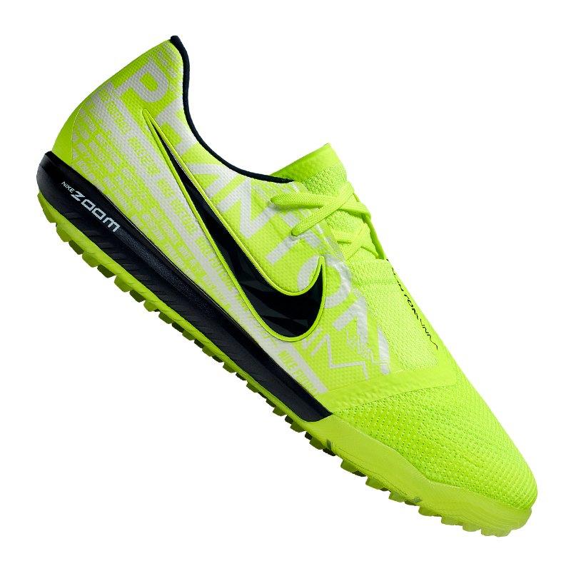 Nike Zoom Phantom Venom Pro TF Gelb Schwarz F717 - gelb