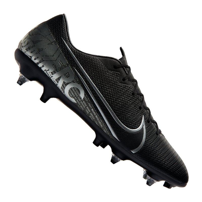 Nike Mercurial Vapor XIII Academy SG-Pro AC F001 - schwarz