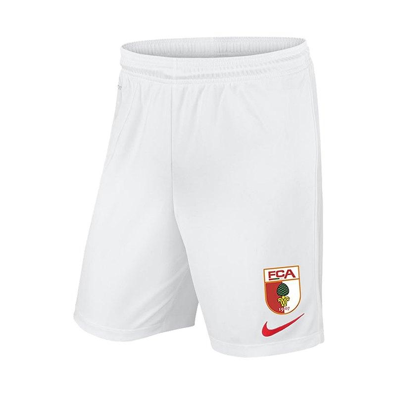 FC Augsburg Nike Short Home 20192020 Kids Weiss