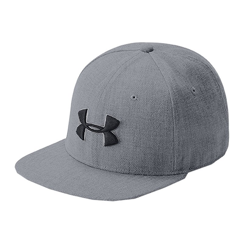 Under Armour Huddle 2.0 Snapback Kappe F035 - grau