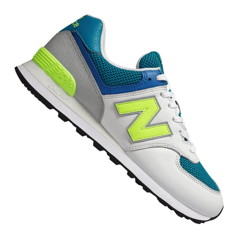 outlet 100% quality store New Balance ML574D Sneaker Weiss F022