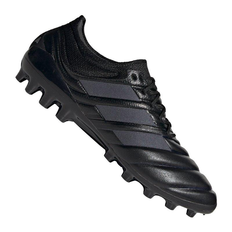 adidas COPA 19.1 AG Schwarz | - schwarz