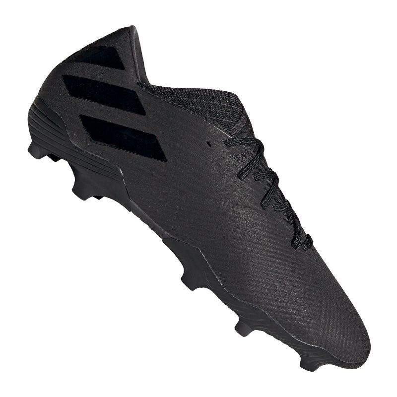 adidas NEMEZIZ 19.2 FG Schwarz | - schwarz