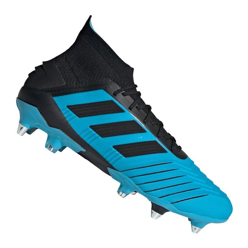 1 Sg Predator 19 Adidas Blau Schwarz n0PwO8kX