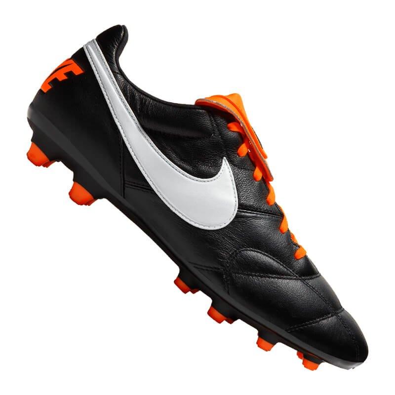 Nike Premier II FG Schwarz F018 - schwarz