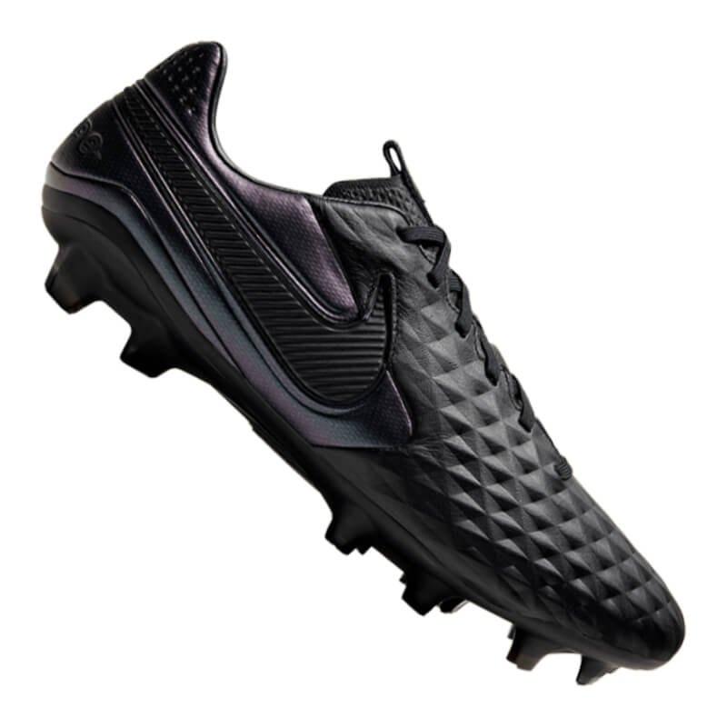 Nike Tiempo Legend VIII Pro FG Schwarz F010 - schwarz