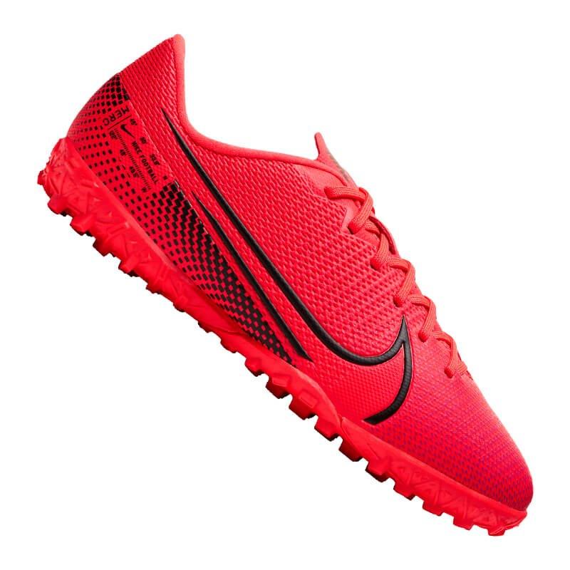 Nike Jr Mercurial Vapor XIII Academy TF Kids F606 - rot