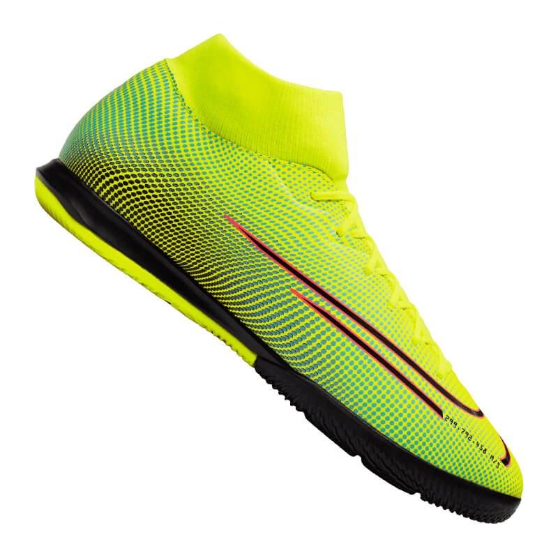 Nike Mercurial Superfly VII Academy MDS IC F703 - gelb