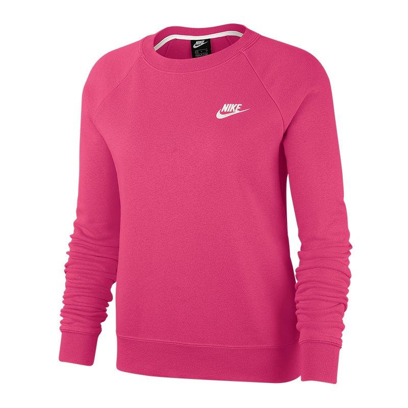 Nike Pullover Rot Damen