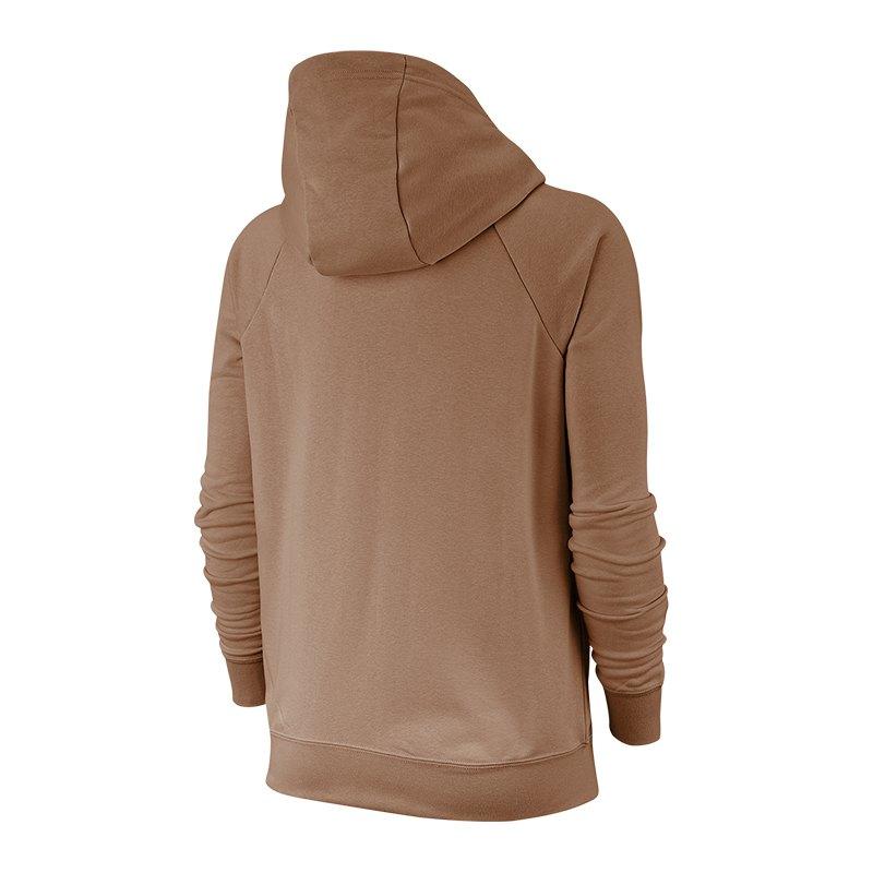 Nike Essential Fleece Fullzip Kapuzenpullover F283