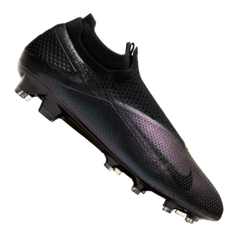 Nike Phantom Vision 2 Elite FG Schwarz F010 - schwarz
