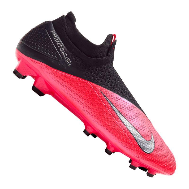 Nike Phantom Vision 2 Elite FG Rot F606 - rot