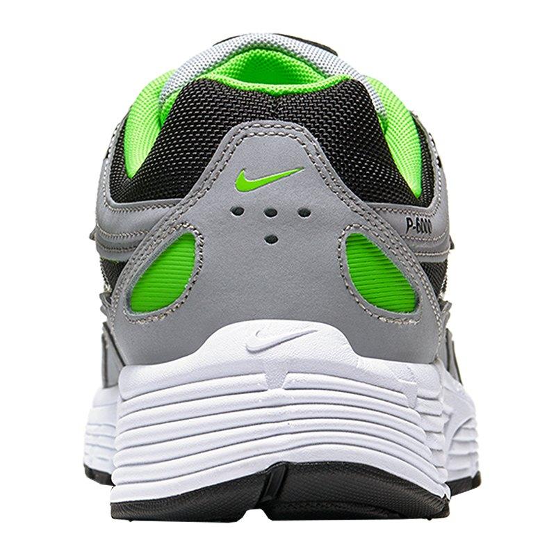Nike P-6000 Running Grau Grün F005 Grau