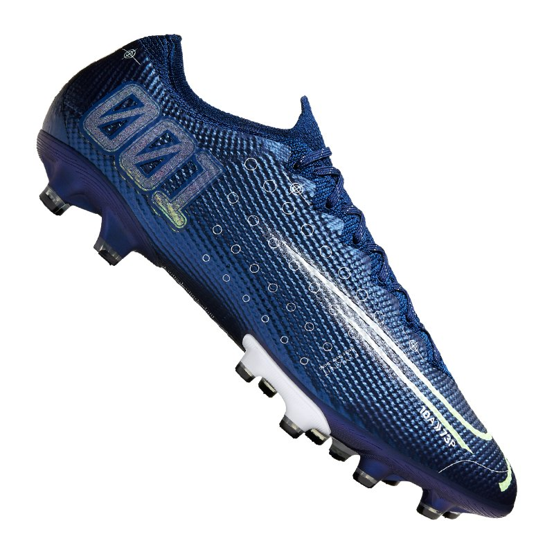 Nike Mercurial Vapor XIII Elite AG-Pro F401 - blau