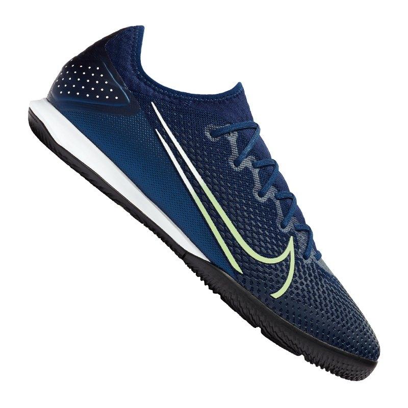 Nike Mercurial Vapor XIII Pro IC Blau F401 - blau