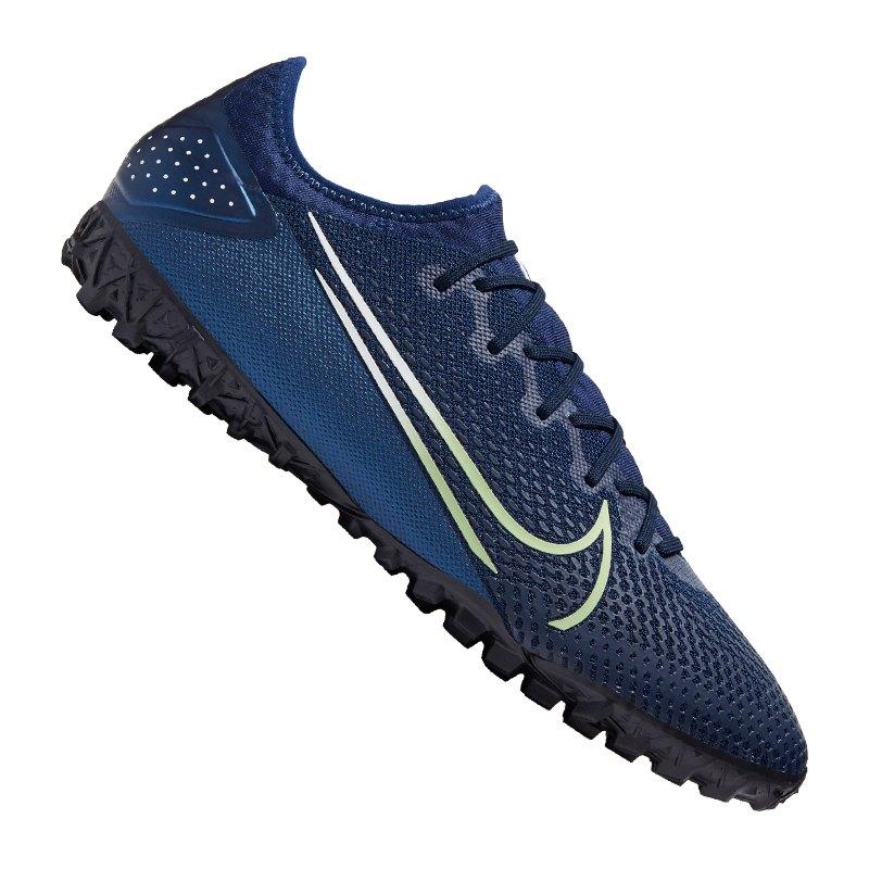 Nike Mercurial Vapor XIII Pro TF Blau F401 - blau