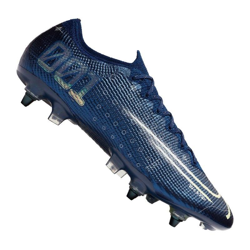 Nike Mercurial Vapor XIII Elite SG-Pro F401 - blau