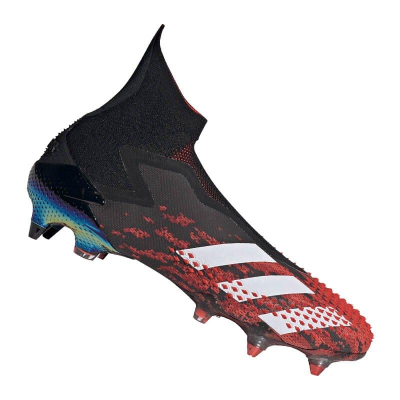 adidas Predator 20 SG Schwarz Rot - schwarz