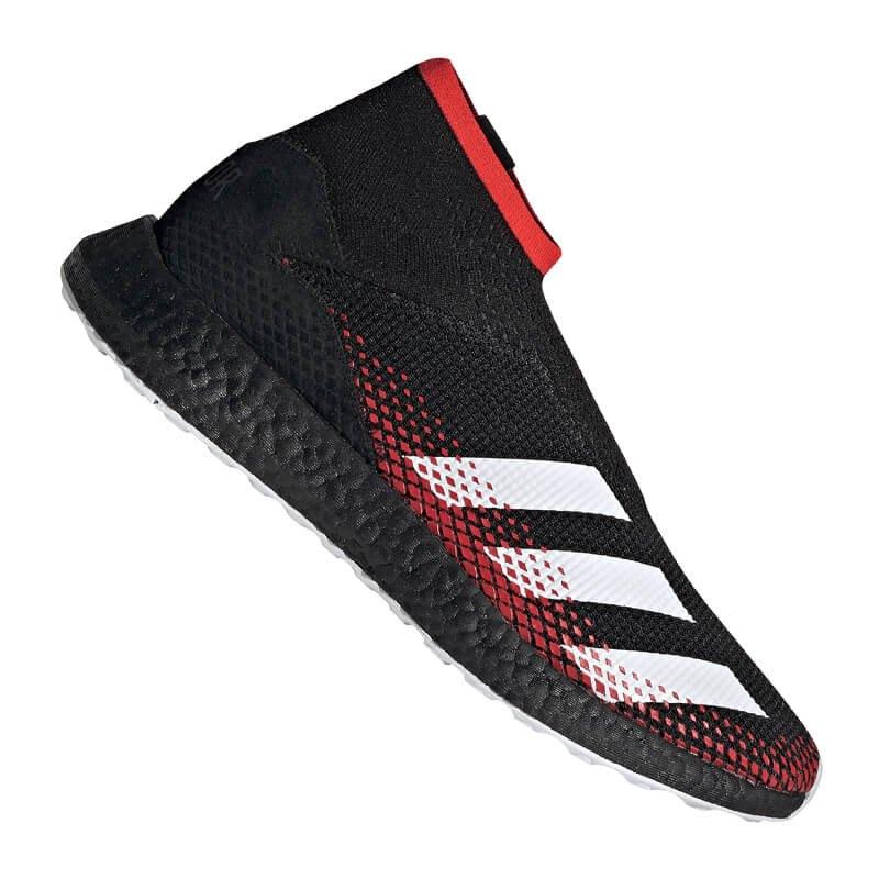adidas Predator 20.1 TR Schwarz Rot - schwarz