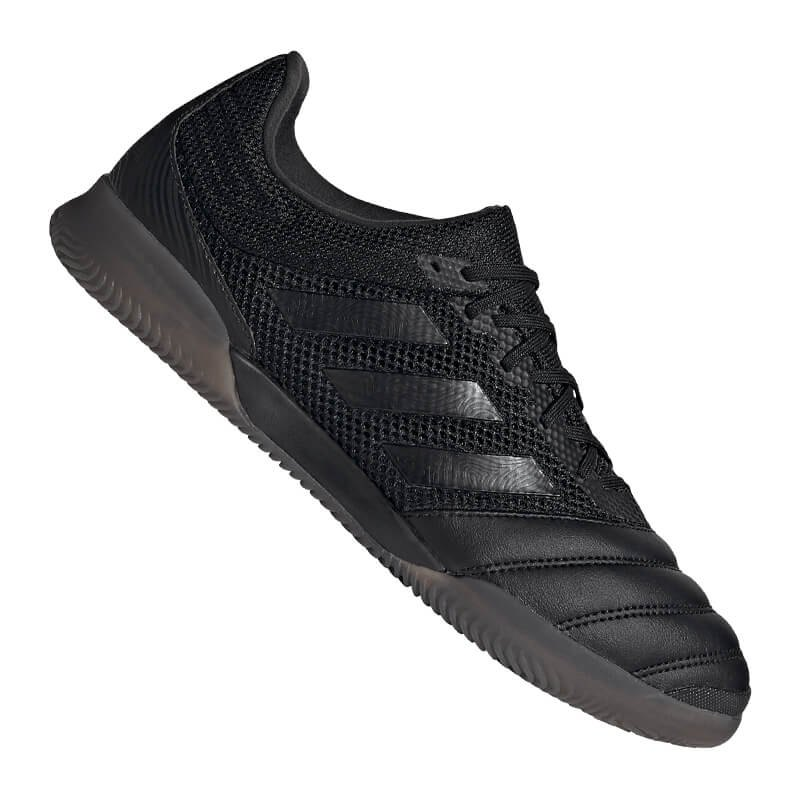 adidas COPA 20.3 IN Sala Halle Schwarz Grau - schwarz