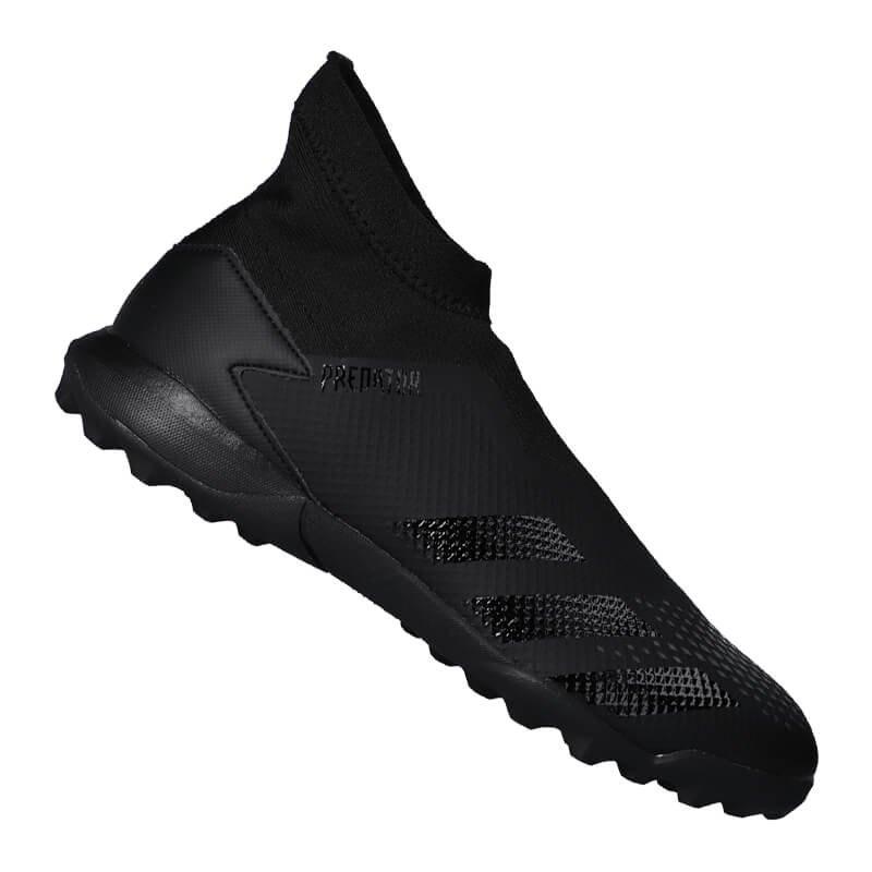 adidas Predator 20.3 LL TF Schwarz Grau - schwarz