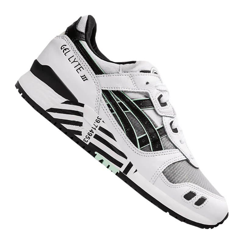 Asics Gel Lyte III OG Sneaker Damen Weiss F100