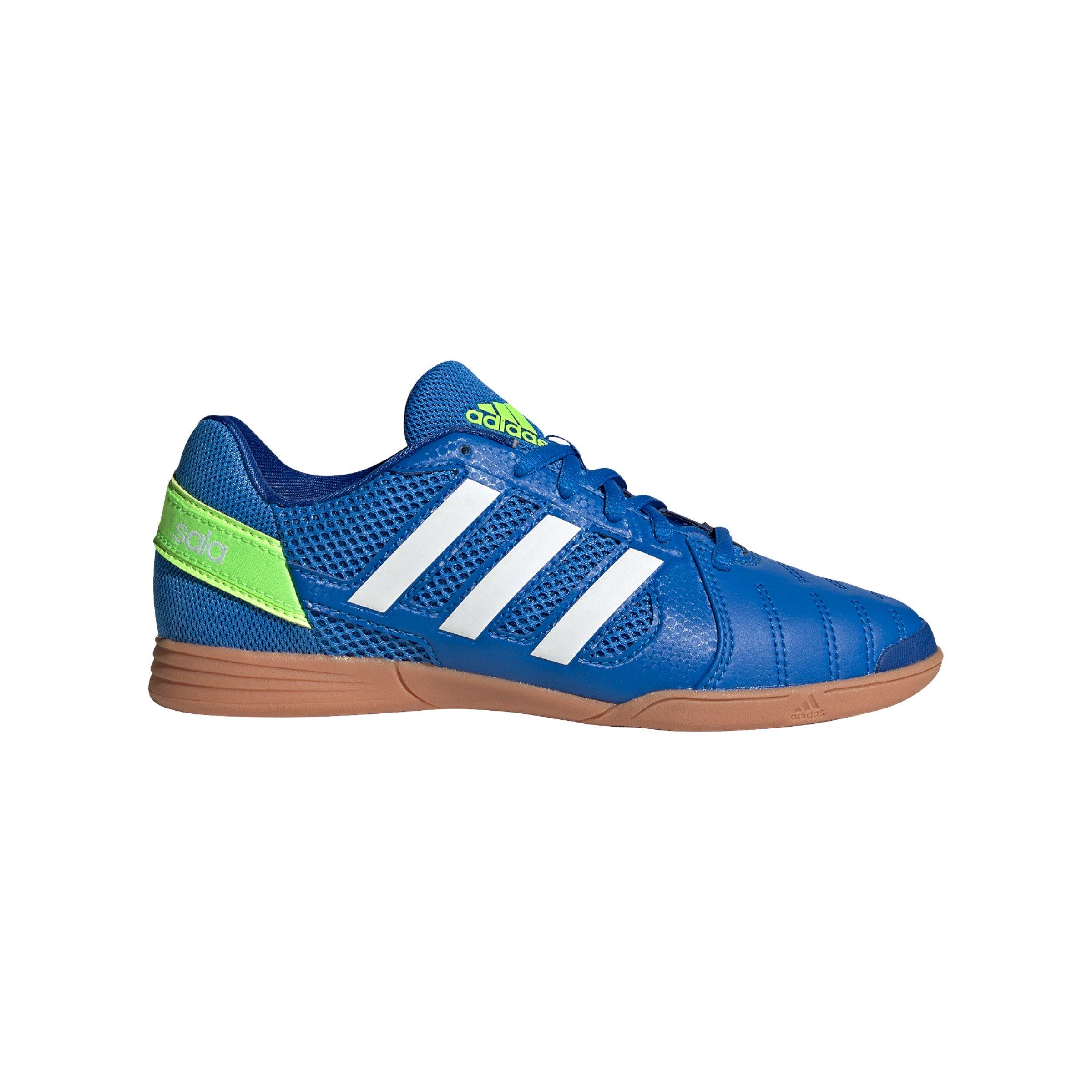 adidas Freefootball Supersala Halle J Kids Blau - blau