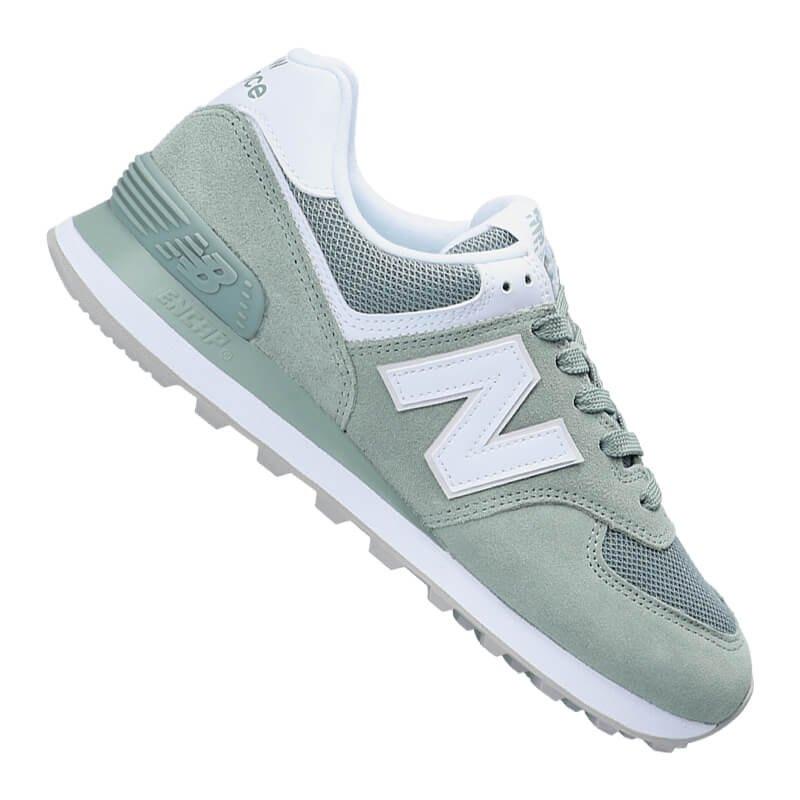New Balance WL574 B Sneaker Damen Grün F06