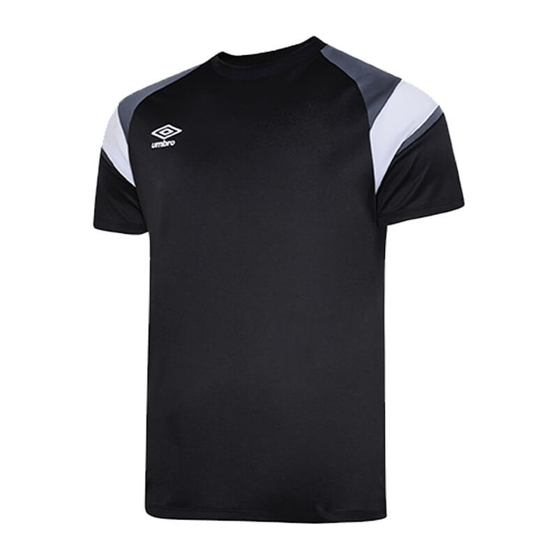 Umbro Training Jersey Trikot | Schwarz FGR6 - schwarz