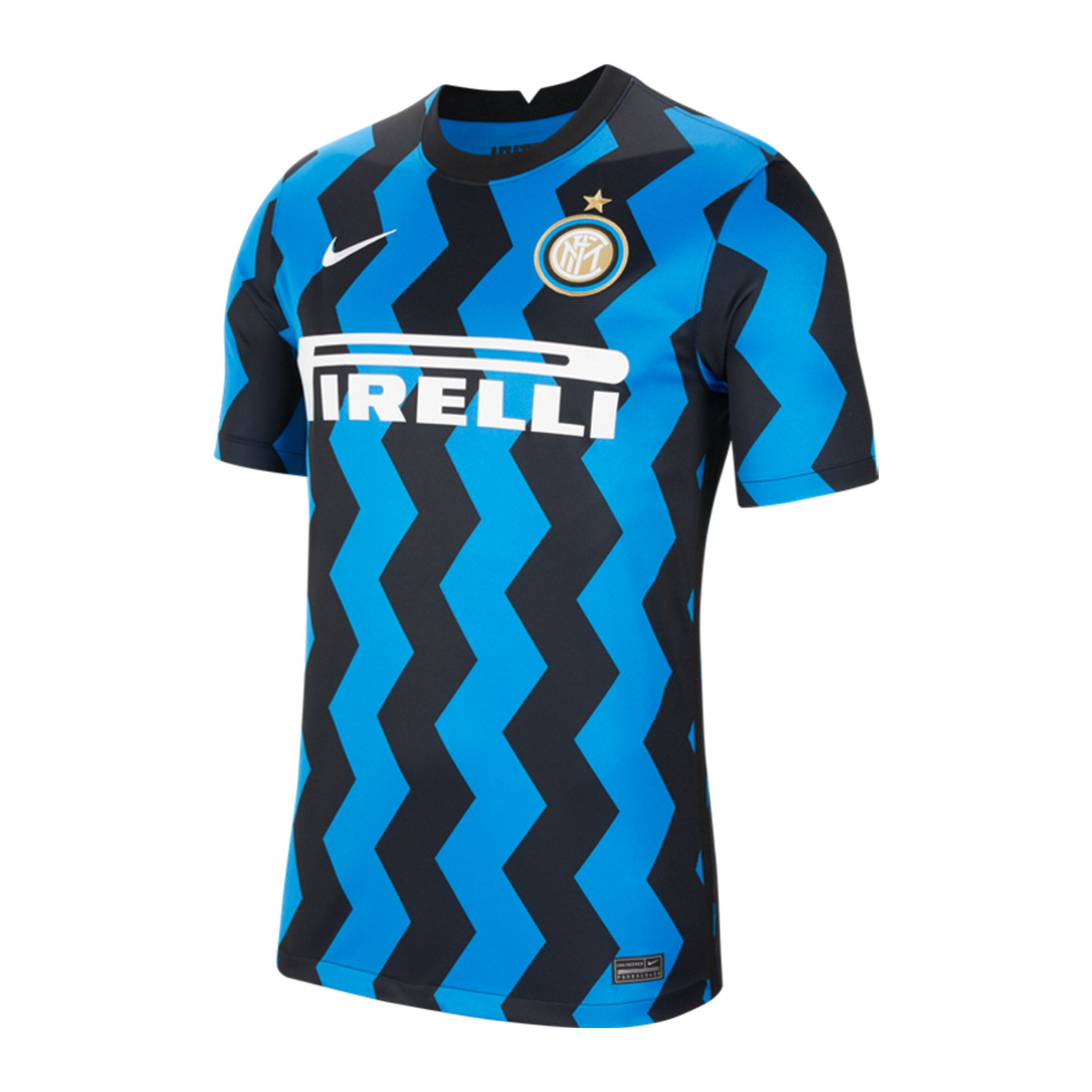 Nike Inter Mailand Trikot Home 20/21 Blau F414 - blau