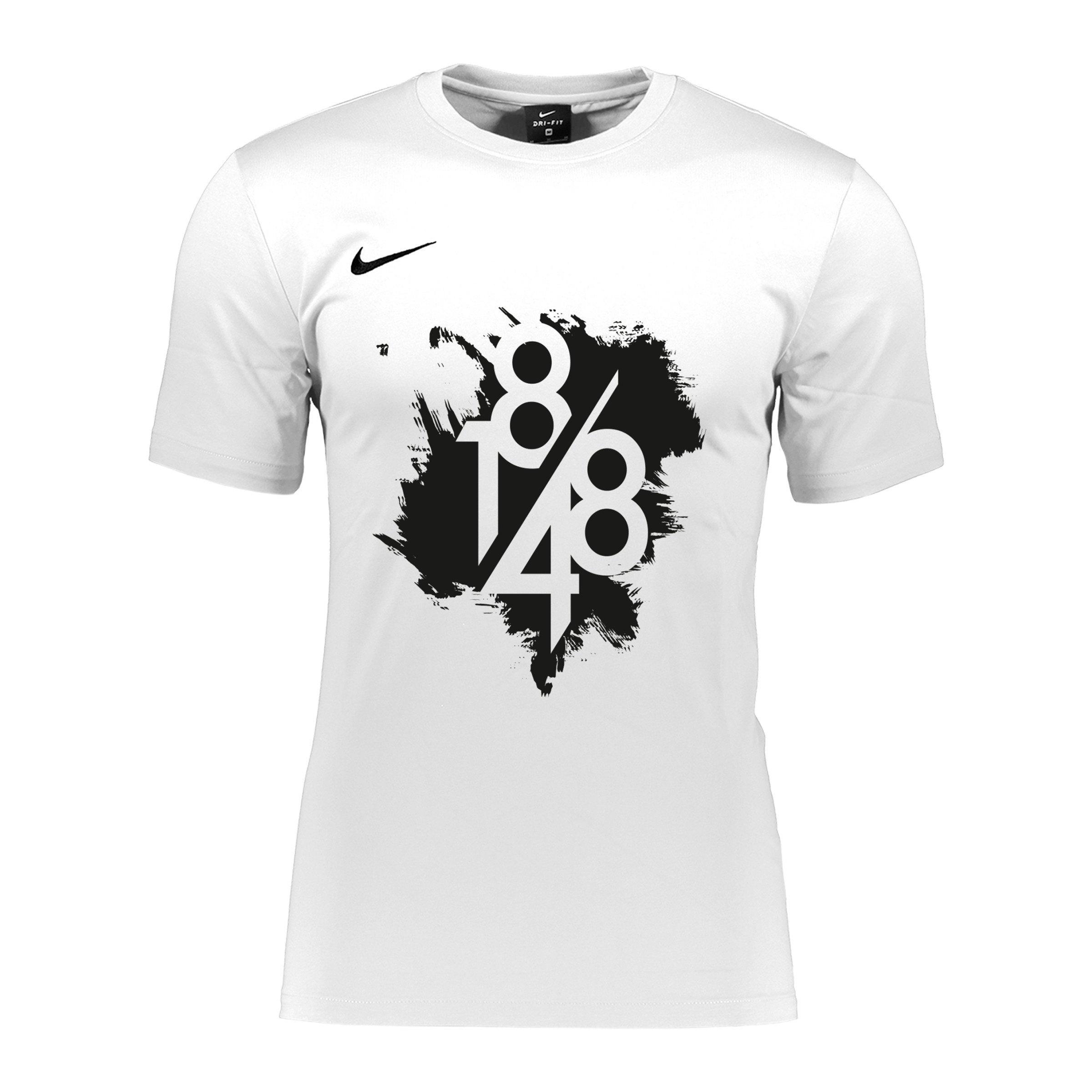 Nike VfL Bochum T-Shirt kurzarm Weiss F100 weiss