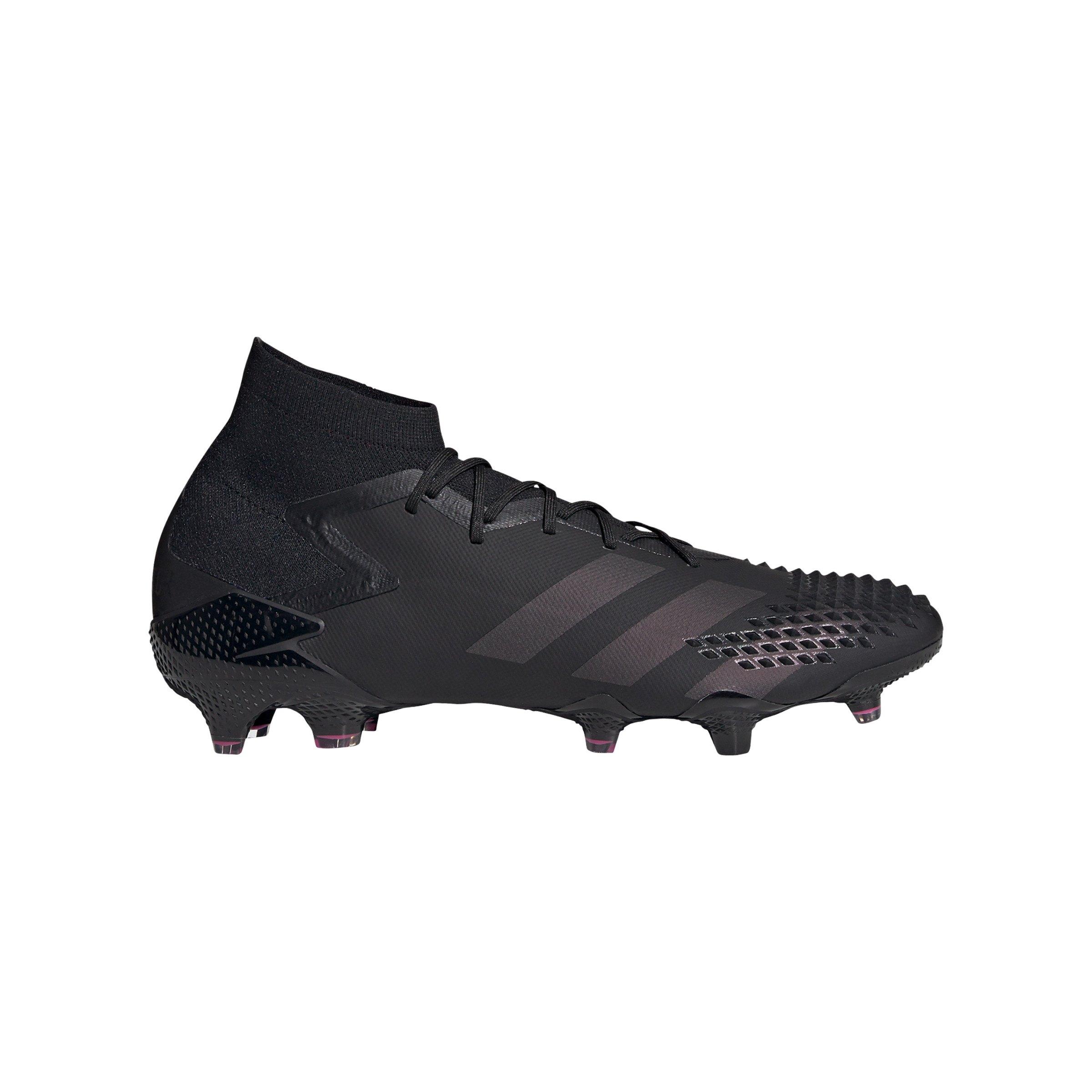 adidas Predator Dark Motion 20.1 FG Schwarz Pink - schwarz